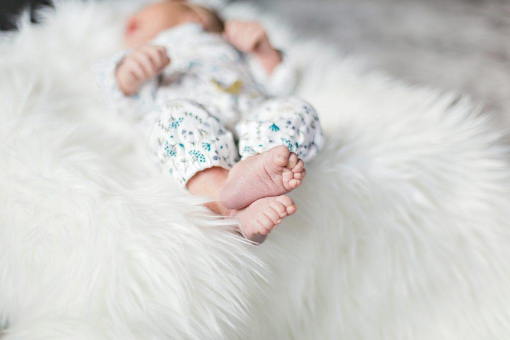 baby photohoot